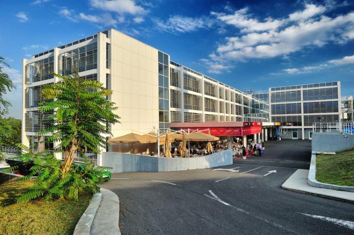 Alloggio all'Hotel Rebro a Zagabria